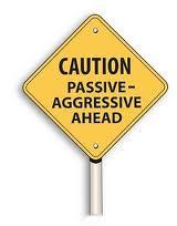 why are men passive aggressive